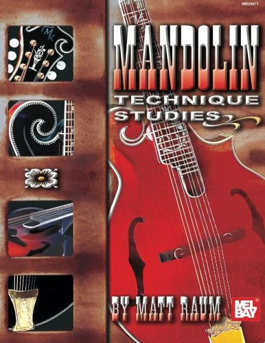 Mel Bay Mandolin Technique Studies