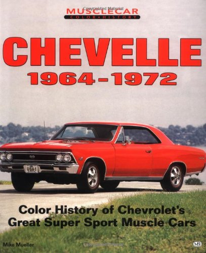 Chevelle, 1964-1972 (Muscle Car Color History)