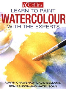 Collins Learn To Paint Watercolour With The Experts