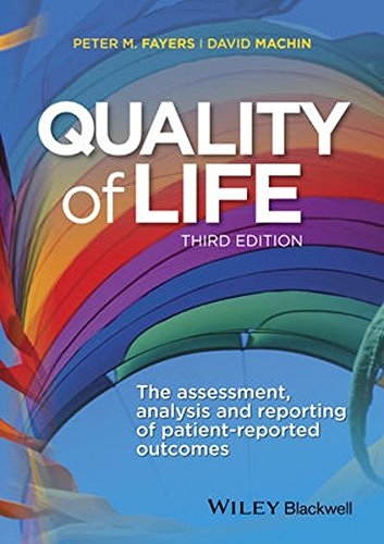 Quality Of Life: The Assessment, Analysis And Reporting Of Patient-Reported Outcomes