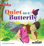 Quiet As A Butterfly: I Wonder Why
