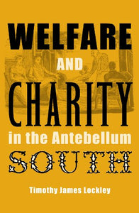 Welfare And Charity In The Antebellum South (New Perspectives On The History Of The South)