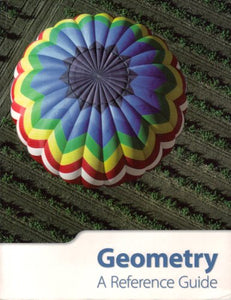 Geometry A Reference Guide