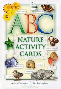 Abc Nature Activity Cards