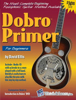 Dobro Primer Book For Beginners With Audio Cd