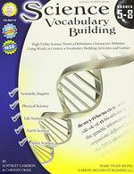 Science Vocabulary Building, Grades 5 - 8