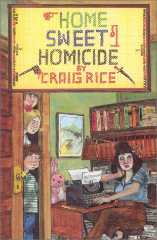 Home Sweet Homicide (Rue Morgue Vintage Mysteries)