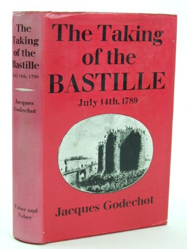Taking Of The Bastille, July 14Th, 1789