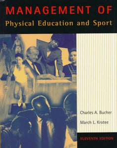 Management Of Physical Education And Sport (Brown & Benchmark)