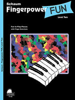 Fingerpower Fun: Level 2 Upper Elementary Level (Schaum Publications Fingerpower(R))