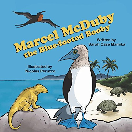 Marcel Mcduby The Blue-Footed Booby