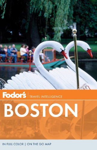 Fodor'S Boston (Full-Color Travel Guide)