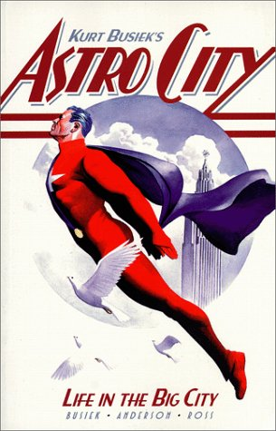 Astro City: Life In The Big City