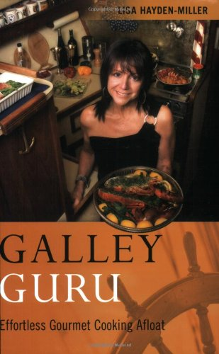 Galley Guru: Effortless Gourmet Cooking Afloat