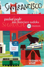 Pocket Posh San Francisco Sudoku: 100 Puzzles