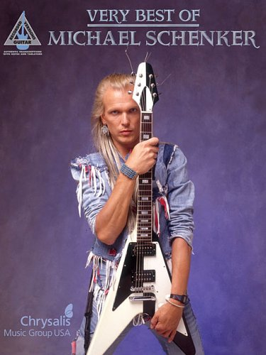 Very Best Of Michael Schenker (Guitar Recorded Versions)
