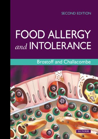 Food Allergy And Intolerance, 2E