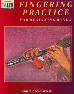 Fingering Practice For Beginning Bands (Blackline Masters, 00-2574X)