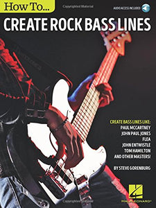 How To Create Rock Bass Lines