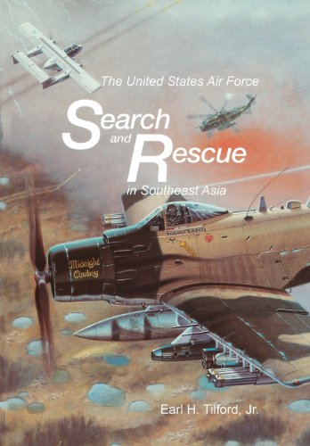 The United States Air Force Search And Rescue In Southeast Asia