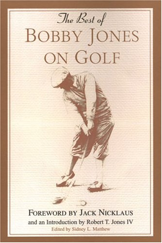The Best Of Bobby Jones On Golf