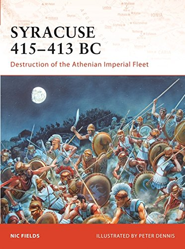 Syracuse 415413 Bc: Destruction Of The Athenian Imperial Fleet (Campaign)