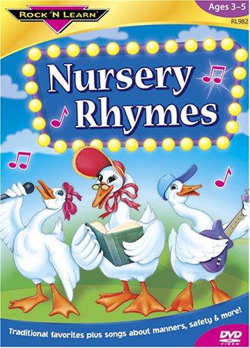 Nursery Rhymes (Rock 'N Learn)