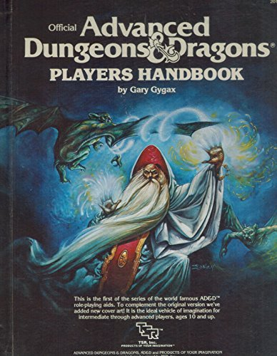 Dungeons And Dragons : Players Handbook