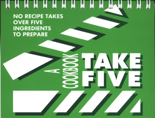Take Five Cookbook