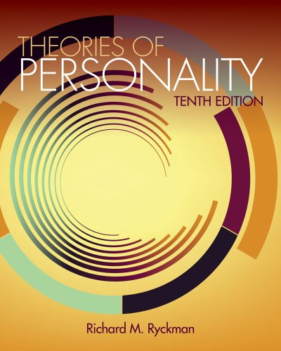 Cengage Advantage Books: Theories Of Personality, Loose-Leaf Version