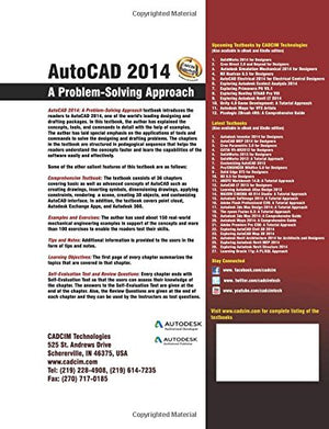 Autocad 2014: A Problem Solving Approach