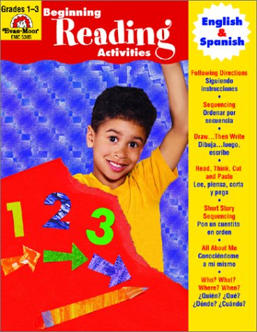 English / Spanish Beginning Reading Activities, Grades 1-3 (Multilingual Edition)