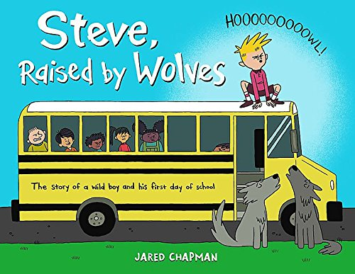 Steve, Raised By Wolves