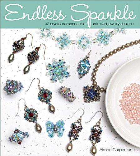 Endless Sparkle: 12 Crystal Components - Unlimited Jewelry Designs