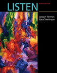 6 Cd Set: For Listen, Eighth Edition (Eighth Edition)