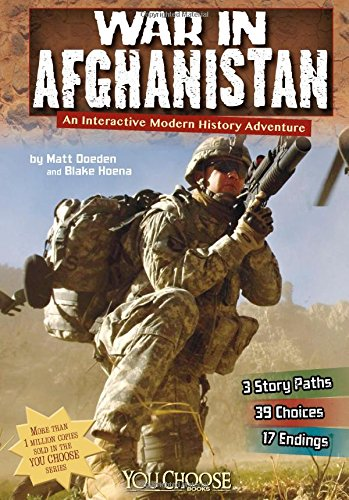 War In Afghanistan: An Interactive Modern History Adventure (You Choose: Modern History)