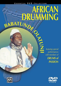 African Drumming: Dvd (Waner Bros. Classics)