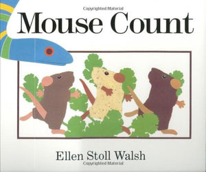 Mouse Count: Lap-Sized Board Book