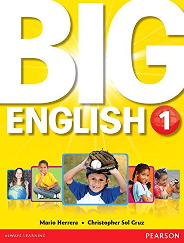 Big English 1 Student Book