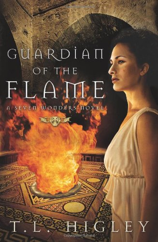 Guardian Of The Flame: A Seven Wonders Novel