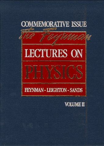 002: The Feynman Lectures On Physics: Commemorative Issue, Volume 2: Mainly Electomagnetism And Matter