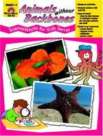 Animals Without Backbones, Grades 1-3