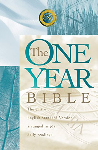 One Year Bible-Esv