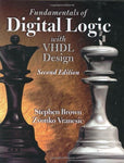 Fundamentals Of Digital Logic With Vhdl Design With Cd-Rom (Mcgraw-Hill Series In Electrical And Computer Engineering)