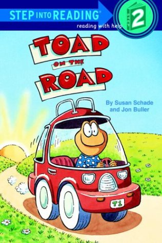 Toad On The Road (Step-Into-Reading, Step 2)