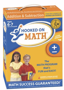 Hooked On Math: Addition And Subtraction