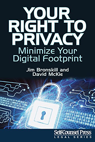Your Right To Privacy: Minimize Your Digital Footprint (Legal Series)