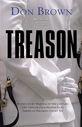Treason (Navy Justice, Book 1)