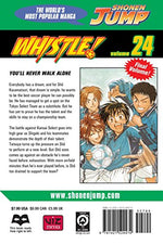 Whistle!, Vol. 24: You'Ss Never Walk Alone