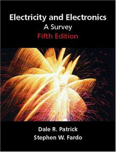 Electricity And Electronics: A Survey (5Th Edition)